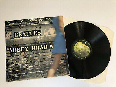 The Beatles ‎– Abbey Road: Apple Records ‎– PCS 7088 UK 1969 Vinyl LP