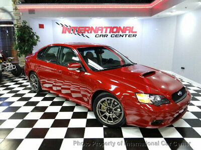 2005 Subaru Legacy Sedan 2.5 GT Ltd Automatic Taupe Interior 2005 Subaru Legacy GT 2.5 Turbo AWD 1 Owner Fully Built & Documented Adult Owned