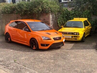 Ford Focus st 225 modified
