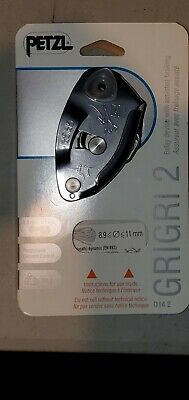 PETZL Grigri 2 Belay Device - Grey 2