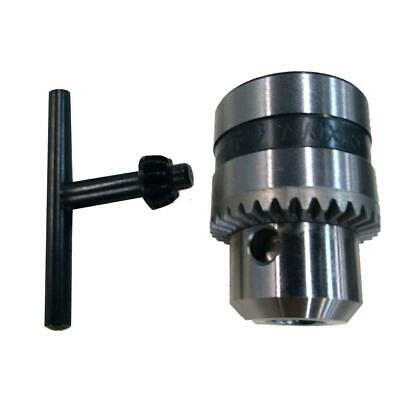 Electric Drill Chuck Angle Grinder Drill Chuck with Key Lathe Accessories H1