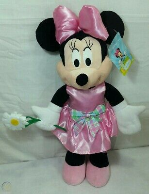 "Disney Minnie Mouse 24"" Easter Greeter Porch Door/Age 3+ New with Tag"