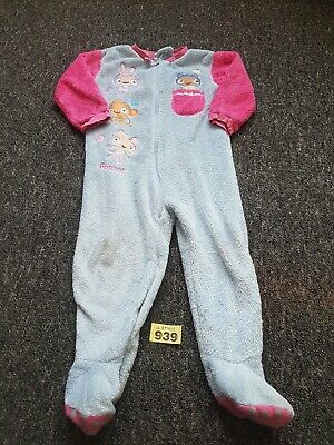 Girls Waybuloo All-in-one Sleepsuit Age 2 To 3 Years From Mothercare