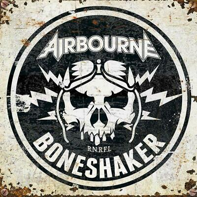 Airbourne - Boneshaker (Limited Edition Deluxe) - Cd - New