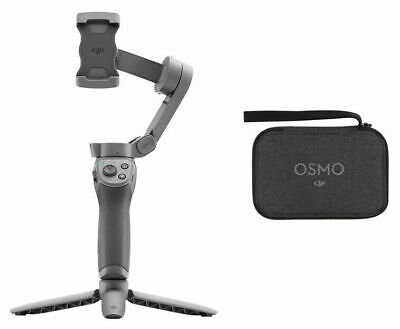 DJI Osmo Mobile 3 Combo Stabilising Mount - New In Box With Extras