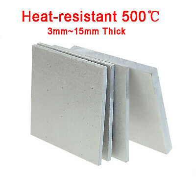 Mould Heat shield Sheet Mold Insulation Board Plate Temperature-resistant 500 ℃