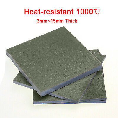 Mould Heat shield Sheet Mold Insulation Board Plate Temperature-resistant 1000 ℃