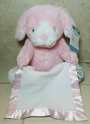 Baby Gund Peek-A-Boo Puppy - Pink Plush Soft Talking Animated Moving Arms Lovey