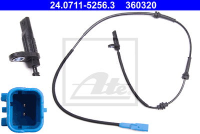 NEW FRONT RIGHT//LEFT ABS SENSOR FOR CITROEN C3 II PICASSO 02.2009 //GH-703704//