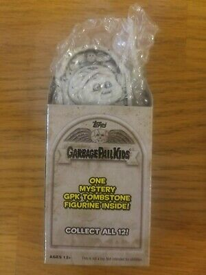 2019 GPK Garbage Pail Kids Revenge oh Horror-ible Wrappin' Ruth Tombstone Figure