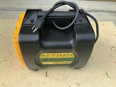 Appion G1 Single Cylinder Refrigerant Recovery Unit AC HVAC Machine