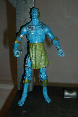 Marvel / DC - Loose Action Superhero Figure - grundroth the Frost Giant - Thor