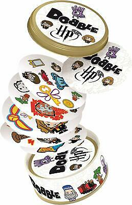 Harry Potter Dobble Card Board Game Family Party Fun Kids 6+ By Asmodee