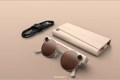 Spectacles 3 for Snapchat brand new RRP £330