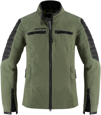Icon 1000 Women's MH1000 Jacket - XS Green