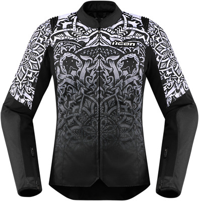 Icon Women's Overlord SB2 Madala Jacket - XL Black