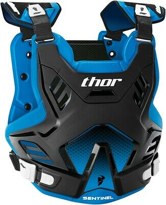 Thor Sentinel GP Protector - Sm/Md Black/Blue 2701-0750