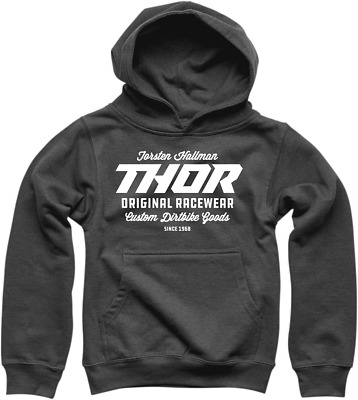 Thor S9 Youth The Goods Hoody - Lg Grey