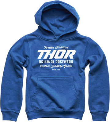 Thor S9 Youth The Goods Hoody - XL Blue