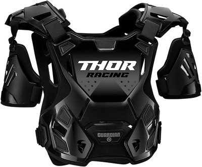 Thor S20 Guardian Roost Deflectors - M/L Black 2701-0953