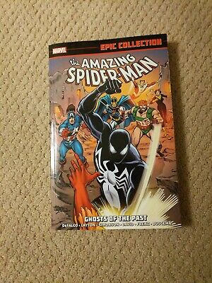 Amazing Spider-Man Ghosts of the Past TPB Epic Collection