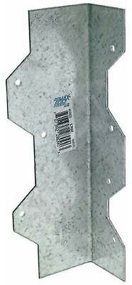 Simpson Strong Tie L70Z ZMAX Galvanized 16-Gauge 7 in. Reinforcing L-Angle 50...