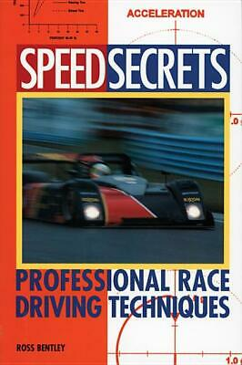 Speed Secrets: Professional Race Driving Techniques Book ~Chassis SET-UP~ NEW
