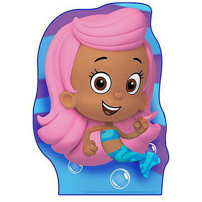 MOLLY Bubble Guppies CARDBOARD CUTOUT Standup Standee Poster Mermaid FREE SHIP