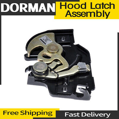 For Cadillac 07-14 Chevy 04-16 GMC 07-14 Hood Latch Assembly Dorman 820-200