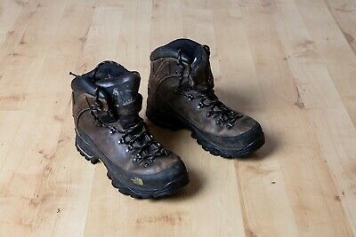 North Face Mens Walking Hiking Boots, Gortex Size UK 10 Excellent Condition.