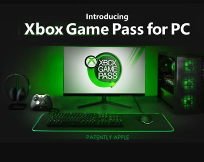 XBOX Game Pass (XGP) 3 Monate Abonnement - PC Code only