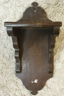 Old Oak Wall Clock Bracket-No Reserve!