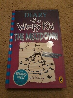 Diary Of A Wimpy Kid – The Meltdown Book