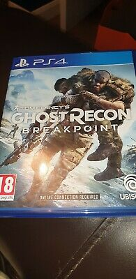 Tom Clancy's Ghost Recon Breakpoint Playstation 4 Ps4