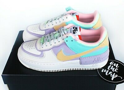 Nike Shoes | Air Force Shadow | Color: CreamWhite | Size: 8