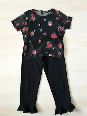 Girls 3 Piece Cute Outfit age 12-13