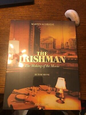 Martin Scorsese THE IRISHMAN The Making of the Movie Tom Shone Assouline book