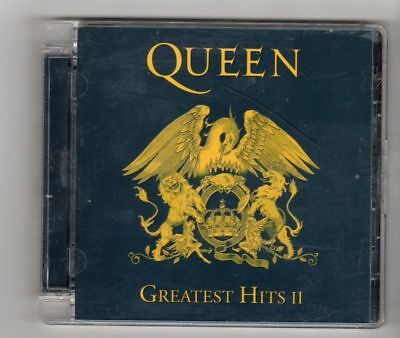 Clearance ; Queen - Greatest Hits Ii Cd From 2011. 17 Amazing Tracks.superb.