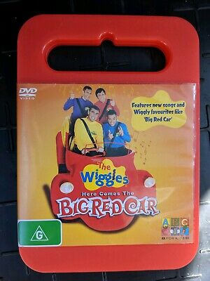 The Wiggles - Here Comes The Big Red Car (DVD, 2006)