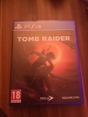 Shadow of the Tomb Raider PS4 *Fast Delivery*