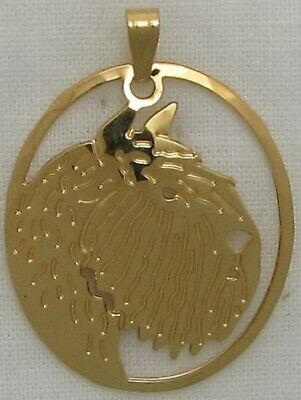 Bouvier des Flandres Jewelry Pendant by Touchstone