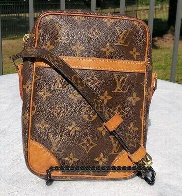 Authentic Louis Vuitton Crossbody Danube MM -  M45264 - Seller based In U.S.A.