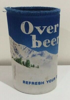 Canadian Club Over Beer Stubby Holder, Canadian Club Over Beer Stubby Holder