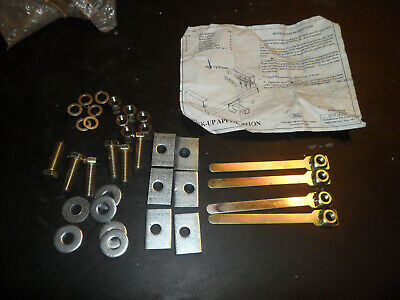 87-96 Ford F-150 Bronco Factory Reece Hitch Installation Hardware Kit 93 94 89