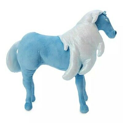 "NWT Disney FROZEN 2 Horse -The Water Nokk- Blue and White 14"" Fast Shipping"