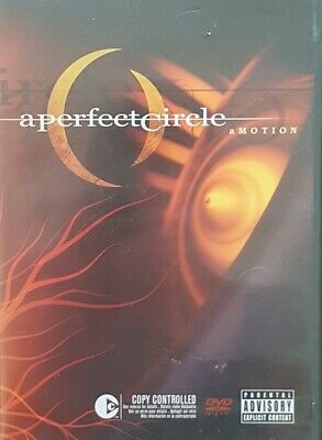 A Perfect Circle - aMotion CD / DVD Box Set Videos, Bonus Material, Remixes CD
