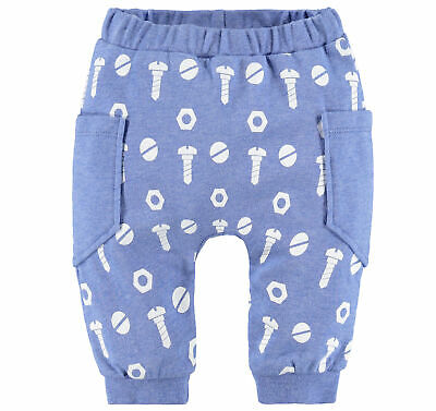 BELLYBUTTON Jogginghose Jogger Sweatpants blau Print allover Jungs