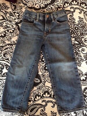 Boys Gap 1969 Loose Jeans Size 5