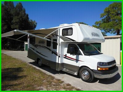 2013 Forest River Forester 24Ft 2Owner Sleeps 6 2017 Tires Rv Motorhome Camper