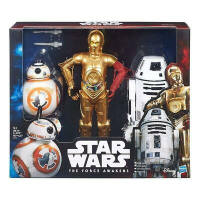 Hasbro Star Wars The Force Awakens C-3PO BB-8 and RO-4LO Special Edition Gift
